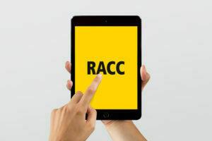 Cómo reclamar un RACC bajo
